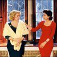 Catherine Deneuve et Fanny Ardant seront ce soir à 20h40 sur Arte, dans le film 8 Femmes de François Ozon