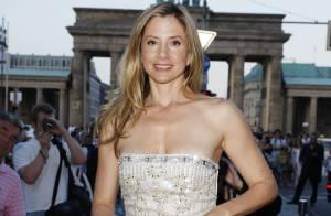 Mira Sorvino, Alice Dellal... Défilé de stars à la Fashion Week berlinoise
