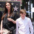 Victoria Beckham est très proche de ses trois garçons.
