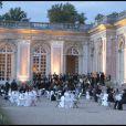 Soirée festive au Petit Trianon le 7 juillet 2011