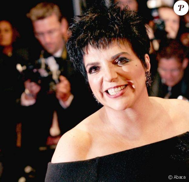 Liza Minnelli sera à Paris le 11 juillet pour un concert unique à l'Olympia de Paris.