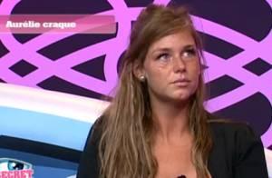Secret Story 5 : Aurélie fond en larmes et l'alarme des secrets retentit !
