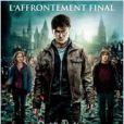 Affiche de Harry Potter et les reliques de l amort : partie 2