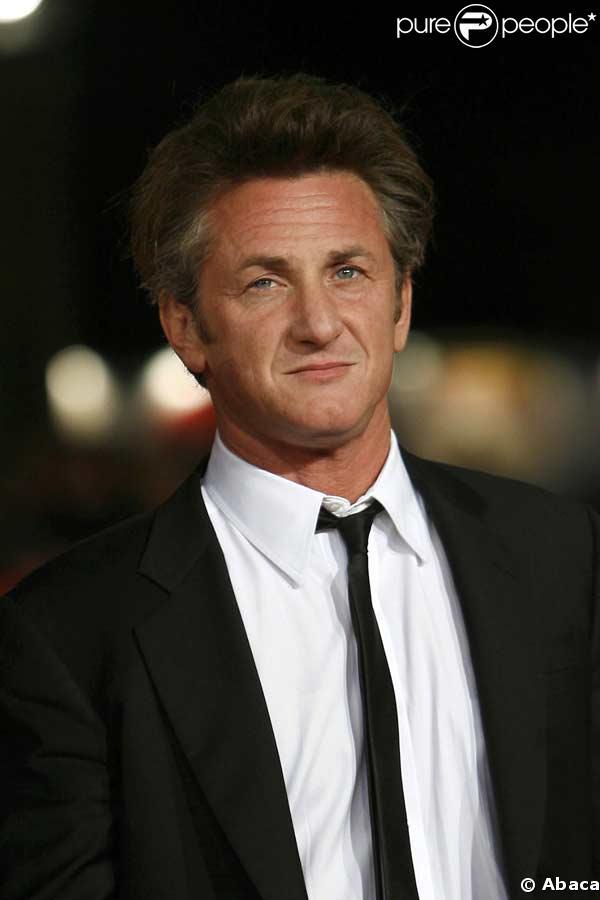 Sean Penn le président du Jury du 61eme festival de Cannes