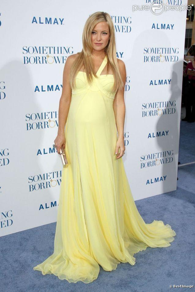 Kate Hudson le 3 mai 2011.