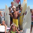 Le Roxy Charity Surf, samedi 16 juillet 2011, a été l'un des moments phares du ROXY PRO Biarritz 2011 et a attiré l'attention sur l'association Surf and Hope de Lee-Ann Curren, qui sauve des enfants brésiliens par le surf.