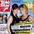 Cécilia Hornus et Douia Coesens Télé Star