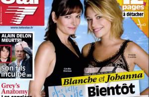 Plus Belle La Vie : Blanche et Johanna en voie de réconciliation ?