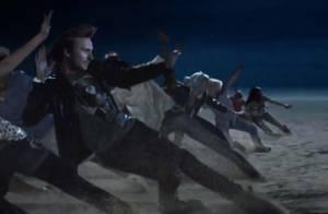 David Guetta : Une idée lunaire pour le clip de Litte Bad Girl