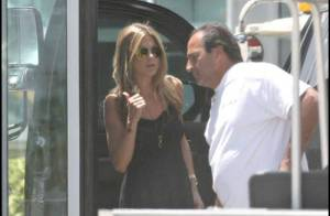 PHOTOS EXCLUSIVES : Jennifer Aniston et John Mayer quittent Miami...ensemble !