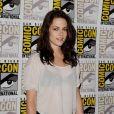 Kristen Stewart lors de la promotion au Comic-Con de Twilight le 21 juillet 2011 à San Diego aux Etats-Unis