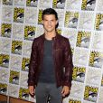 Taylor Lautner lors de la promotion au Comic-Con de Twilight le 21 juillet 2011 à San Diego aux Etats-Unis