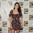 Nikki Reed lors de la promotion au Comic-Con de Twilight le 21 juillet 2011 à San Diego aux Etats-Unis