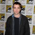 Robert Pattinson lors de la promotion au Comic-Con de Twilight le 21 juillet 2011 à San Diego aux Etats-Unis