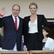 Le prince Albert et Charlene unis et témoins impuissants d'une violente bagarre
