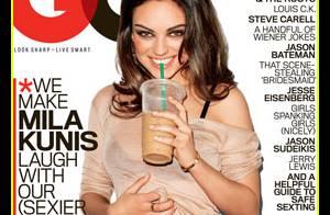 Mila Kunis : Fatale en petite tenue, elle évoque avec humour le sexe entre amis