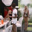 Marie assure à Rudy qu'elle ne l'a pas nominé dans Secret Story 5