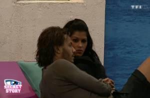 Secret Story 5 : Entre Ayem et Daniel, c'est fini... Sabrina en pleurs !
