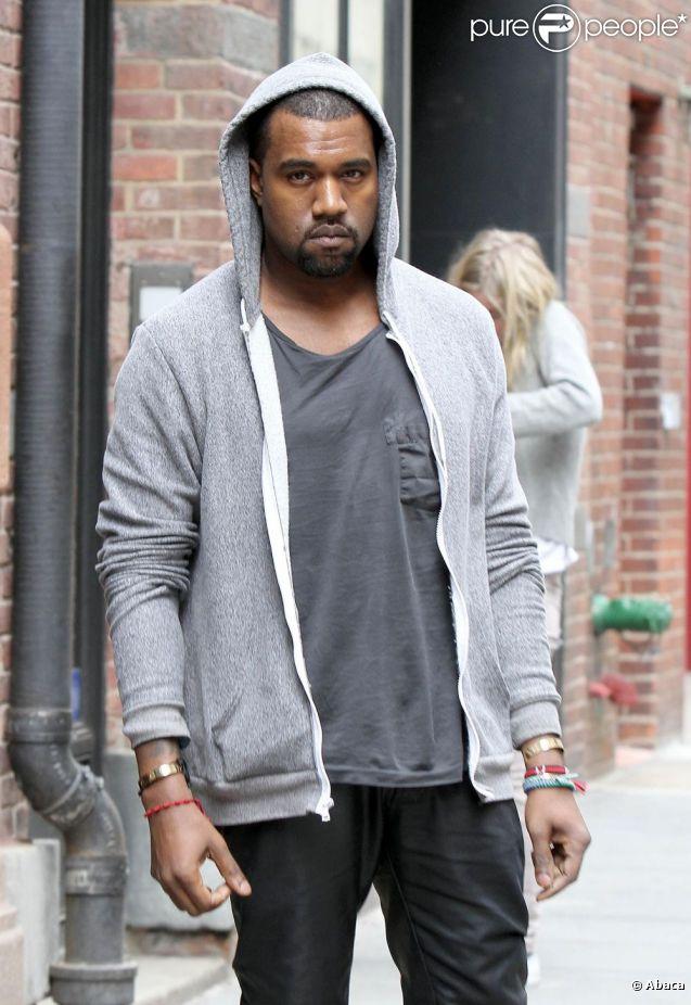 Kanye West en mai 2011 à New York