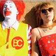 Best Coast,  When I'm with you , featuring... Ronald McDonald's
