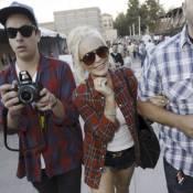 Lindsay Lohan et son mini-short s'éclatent à un concert de Coldplay