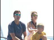 Famille royale d'Espagne : Elena et ses enfants, supporters de choc