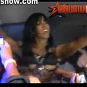 Kelly Rowland : En plein concert, son soutien-gorge la lâche