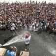 Kelly Slater a encore fait du grand art dimanche 7 août 2011 à Huntington Beach, en Californie, pour remporter l'US Open de surf, plus gros Prime Event de la saison.