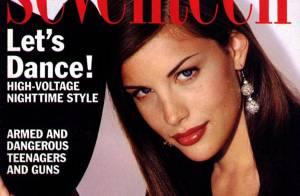 Flashback : Les débuts de Liv Tyler, ses premières couvertures