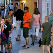 Jon Bon Jovi, entouré de ses enfants : un touriste presque comme les autres
