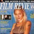 Angelina Jolie en couverture du magazine Film Review de septembre 2000.