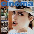 Février 2000 : Angelina Jolie couvre le magazine allemand Cinema.