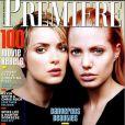 Angelina Jolie et Winona Ryder couvraient en octobre 1999 le magazine Premiere.