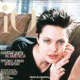 Angelina Jolie revient de loin. Qui aurait cru en voyant cette couverture du magazine iO donna qu'elle deviendrait des années plus tard l'une des plus belles femmes du monde ?