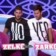 Zelko et Zarko sont en mission : ils doivent se transformer en frères siamois (quotidienne du samedi 13 août 2011).