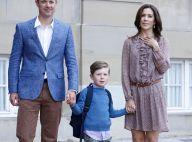 Son espiègle Christian entré à l'école, le prince Frederik prend le large