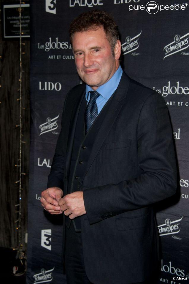 Pierre Sled est dans la tourmente en tant que directeur des programmes de France 3. Ici en février 2011 à Paris