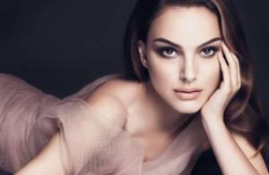 Natalie Portman revient jouer de sa beauté pour Dior