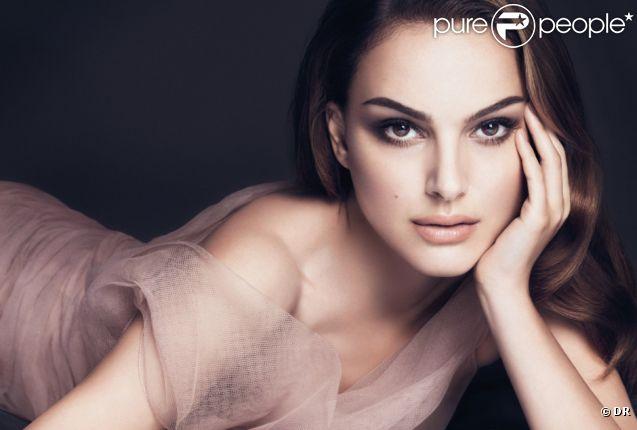 Natalie Portman dans la nouvelle campagne Dior beauté
