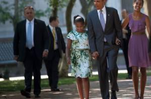 Barack Obama : Messieurs, pour courtiser ses filles, il va falloir se lever tôt