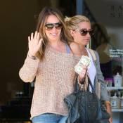 Ashley Tisdale et Haylie Duff achètent leur lingerie entre filles