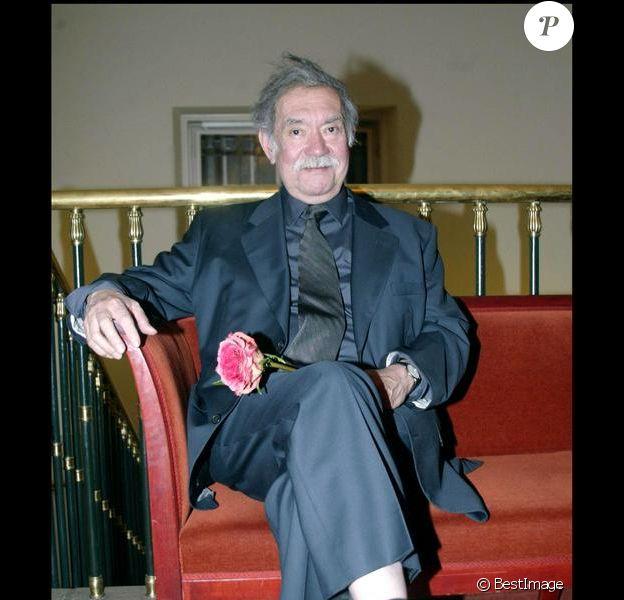 Raoul Ruiz en 2006 à Vienne en Autriche