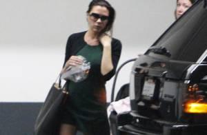 Victoria Beckham : Très fatiguée et à plat pour sa première sortie avec bébé