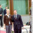 Le 21 mai 2004 pour le mariage de Felipe d'Espagne et Letizia Ortiz.   Le 25 août 2011, le prince héritier Haakon de Norvège et la princesse Mette-Marit doivent célébrer leurs noces d'étain : 10 années d'un mariage et d'un amour parfaitement sereins, après des débuts controversés...