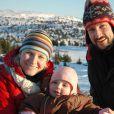 Décembre 2006, 3e anniversaire de la princesse Ingrid Alexandra, à Oslo.   Le 25 août 2011, le prince héritier Haakon de Norvège et la princesse  Mette-Marit doivent célébrer leurs noces d'étain : 10 années d'un  mariage et d'un amour parfaitement sereins, après des débuts  controversés...
