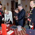 17 avril 2007, visite officielle du couple présidentiel autrichien.   Le 25 août 2011, le prince héritier Haakon de Norvège et la princesse  Mette-Marit doivent célébrer leurs noces d'étain : 10 années d'un  mariage et d'un amour parfaitement sereins, après des débuts  controversés...