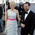 16 avril 2010, dîner pour le 70e anniversaire de la reine Margrethe II de Danemark   25 août 2001 - 25 août 2011 : 10 ans de mariage pour le prince héritier Haakon de Norvège et la princesse Mette-Marit...