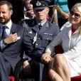 1er septembre 2010, dans la région d'Agder.   25 août 2001 - 25 août 2011 : 10 ans de mariage pour le prince héritier Haakon de Norvège et la princesse Mette-Marit...