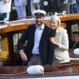 31 août 2010, visite à Grimstad.   25 août 2001 - 25 août 2011 : 10 ans de mariage pour le prince héritier Haakon de Norvège et la princesse Mette-Marit...
