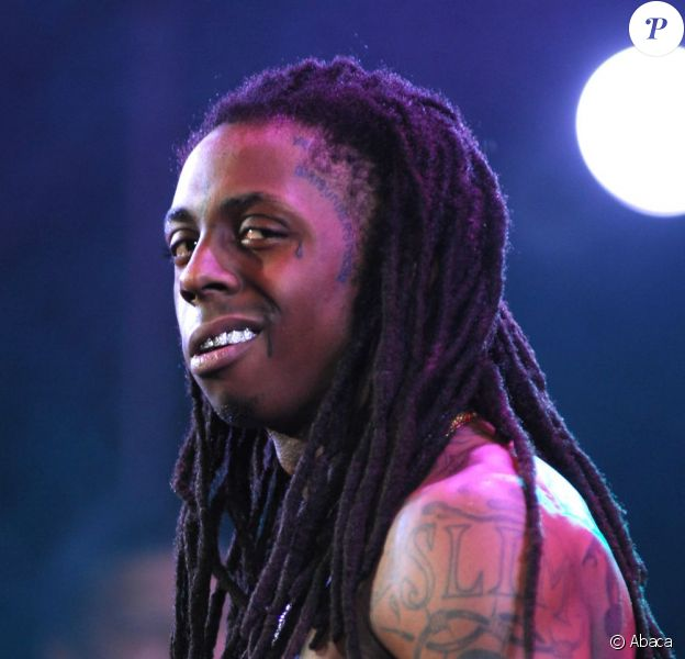 Lil Wayne en 2008